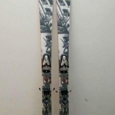 Prodám   K2 public enemy 164 cm   Sjezdové lyže pánské 36b9afe496c