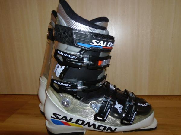 Prodám Lyžařské boty Salomon 27 - Lyže Bazar.cz b98e809227