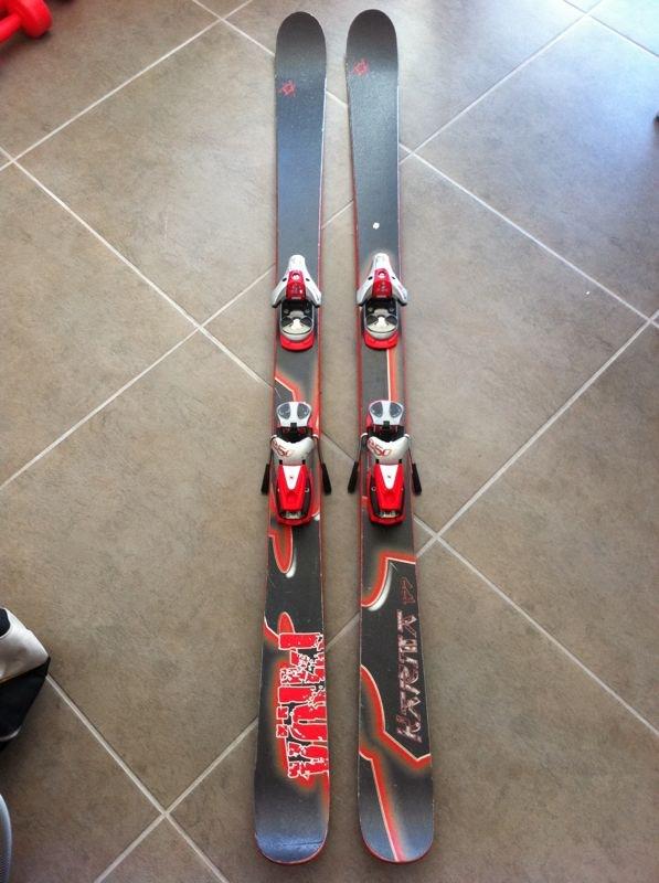 Freestylové lyže Völkl Karma 177cm - Lyže Bazar.cz cb6b9a125d