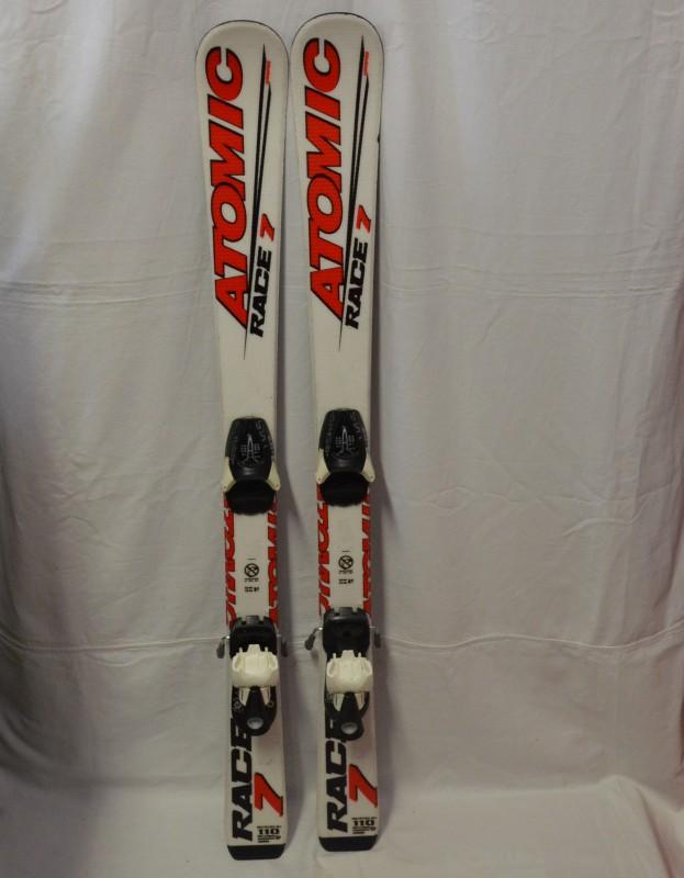Dětské lyže Atomic 110 cm s vázáním Atomic 45 kg - Lyže Bazar.cz e9c319aa0bb
