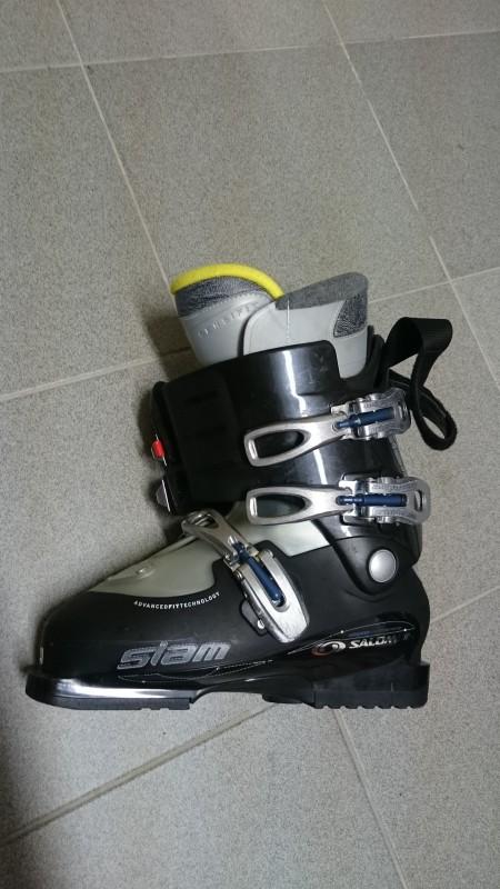 Prodám boty na lyže Salomon 45f723ac8f0
